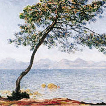 Cape d'Antibes Poster by Monet