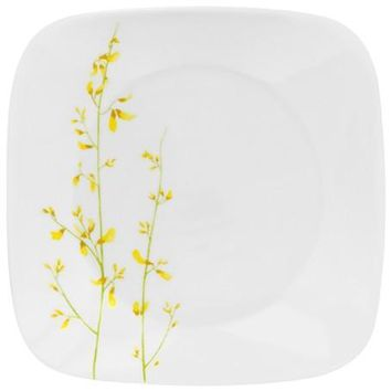 corelle kobe dinner plate corelle square round popat stores  number 1