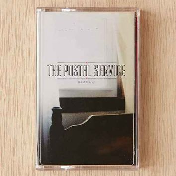 The Postal Service - Give Up Cassette Tape
