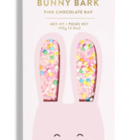 Bunny Chocolate Bar - Pink