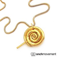 Onch Movement — Gold Lollipop