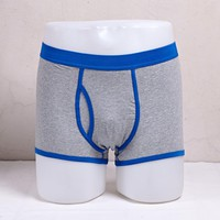 4pcs/lot Hot Fashion Cotton Men's Underwear Boxers high quality sexy boxer shorts Free Shipping