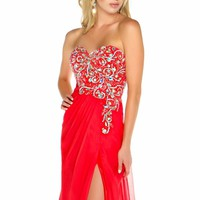 Flash by Mac Duggal 48002L Dress