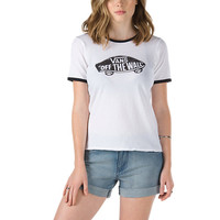 Authentic Skate Cropped T-Shirt | Shop at Vans