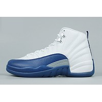 Best Deal AIR JORDAN 12 RETRO 'FRENCH BLUE'