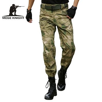 Multicam Airsoft Military Camouflage IX7 pants blind clothing tactical cargo pants army combat pants camouflage fatigues