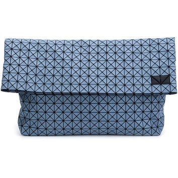 Clutch in Sax Blue
