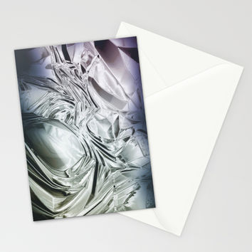 FLOW / FROZEN Stationery Cards by Nirvana.K | Society6
