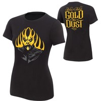 "Goldust ""Ashes To Ashes"" Women's Authentic T-Shirt"