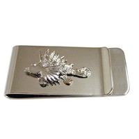 Spiky Tropical Fish Money Clip