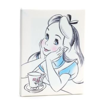 Disneyland Paris Alice In Wonderland Canvas | Disney Store