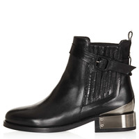 PAGO Buckle Chelsea Boots - New In This Week - New In - Topshop USA