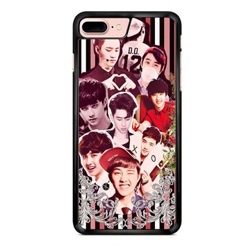 Exo Collage 2 iPhone 7 Plus Case