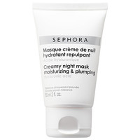 Creamy Night Mask- Moisturizing & Plumping - SEPHORA COLLECTION | Sephora