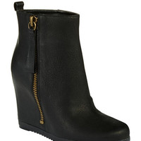 Nine West Taboulie Wedge Booties