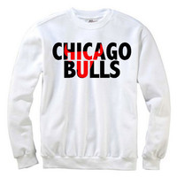Chicago Bulls Crewneck Sweatshirt