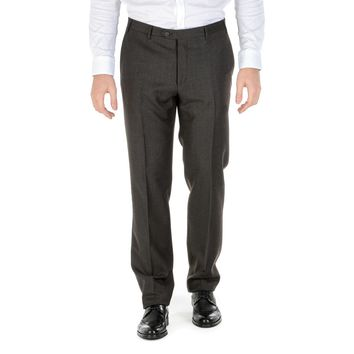 Corneliani Mens Pants Dark Grey