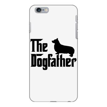 the dogfather pembroke welsh corgi iPhone 6/6s Plus Case