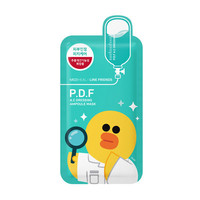 [Mediheal] P.D.F Ac Dressing Ampoule Mask (Line Friends) (10Sheets)