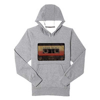 cassette guardian of galaxy hoodie heppy feed and sizing.