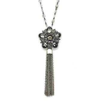 Night Blooming Necklace