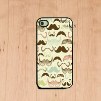 Iphone 4 Case - Multi Mustaches , I.. on Luulla