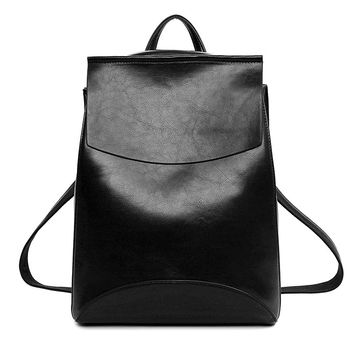 Stylish Casual Hot Deal Back To School Comfort College On Sale Summer Vintage Korean Simple Design Backpack [4982888964]