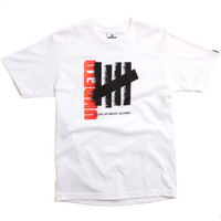 Disperse T-Shirt White