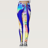 Colorful Dreams Land Leggings