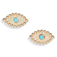 Anzie Dew Drop Evil Eye Earrings | Nordstrom