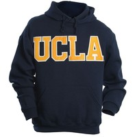 UCLA Bruins Classic Hooded Sweatshirt - Navy