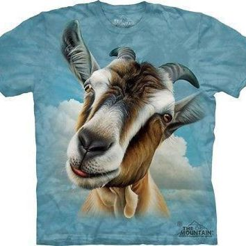 Big Face Goat T-Shirt
