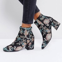ASOS REACH UP Ankle Boots at asos.com