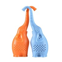 Pack of 2 Elephant Tea Strainers