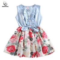 Baby Dress Summer sleeveless Party