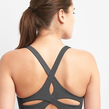 Medium impact breathe sports bra | Gap