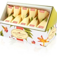 Herbal Retreat Tea Ribbon Box
