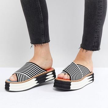 PS by Paul Smith Platform Sandal at asos.com