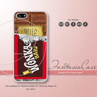 WILLY WONKA Golden Ticket, iPhone 5 case, iPhone 5C Case, iPhone 5S case, Phone Cases, iPhone 4 Case, iPhone 4S Case, iPhone case, FC-0413