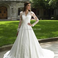 Moonlight Valerie Couture Wedding Dresses - Style H1170