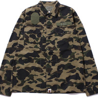 1ST CAMO RIP-STOP ARMY SHIRT