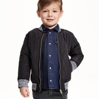 H&M Padded Pilot Jacket $29.99