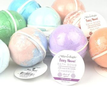 Bath Bombs- Multiple Scents