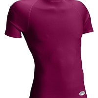 Russell Athletic Adult Performance Compression Short Sleeve Crew