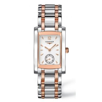 Longines Dolce Vita Ladies Quartz Watch L5.502.5.18.7