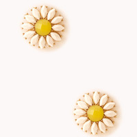 Standout Floral Studs