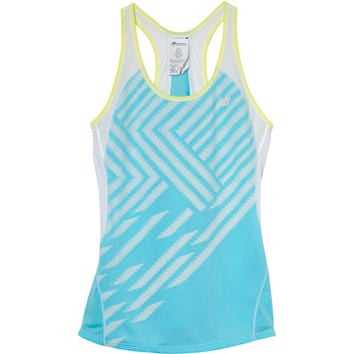 New Balance Momentum Racerback Graphic Tank Top - Women's