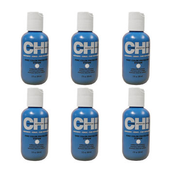 CHI Ionic Color Protector 2-ounce Shampoo (Pack of 6) | Overstock.com Shopping - The Best Deals on Shampoos