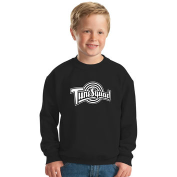 Space Jam - Tune Squad Black Kids Sweatshirt