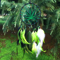 12*35cm Wind Chimes Indian Style native American dream catcher